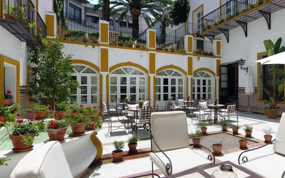 Vincci la rabida a design boutique hotel sevilla spain for Boutique hotel sevilla
