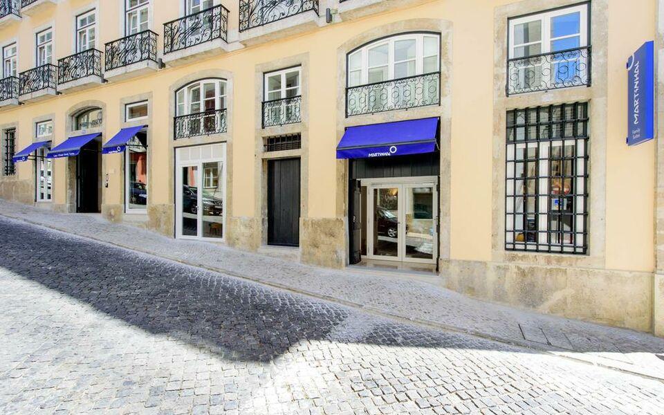 Martinhal lisbon chiado family suites lisbonne portugal for Hotel boutique lisbonne
