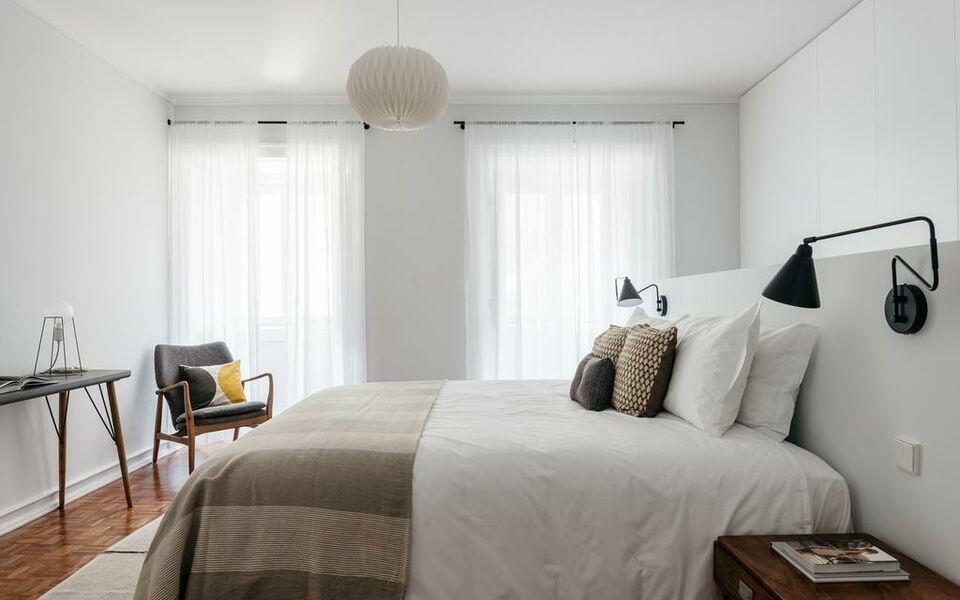 Casa c 39 alma a design boutique hotel lisbon portugal for Design boutique hotels lissabon