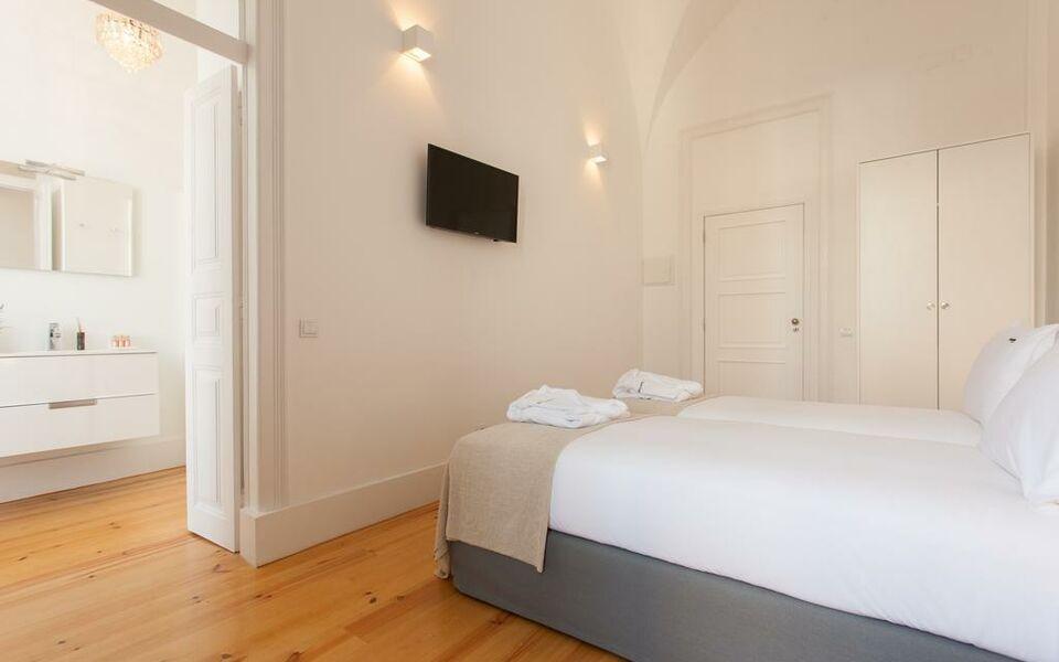 Feels like home chiado prime suites lissabon portugal for Design boutique hotels lissabon