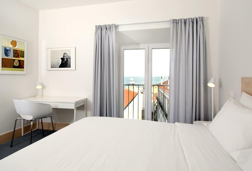 Hotel convento do salvador lisbonne portugal my boutique hotel - Chambre avec vue salvador ...