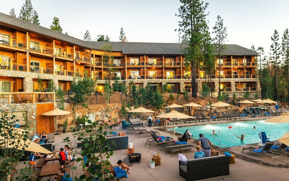 Buck meadows hotel 2018 world 39 s best hotels for Design hotel yosemite