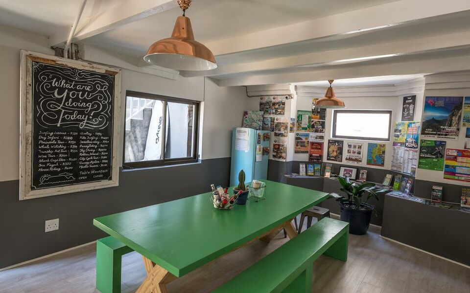 The B.I.G Backpackers, a Design Boutique Hotel Cape Town, South Africa