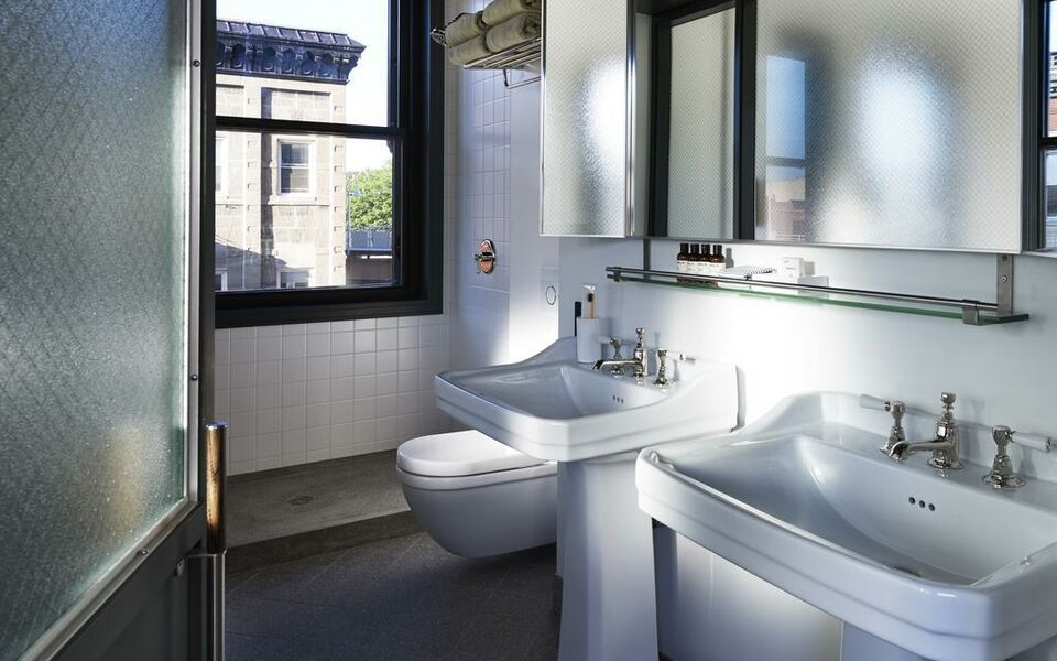 The robey a design boutique hotel chicago u s a for Small boutique hotels chicago