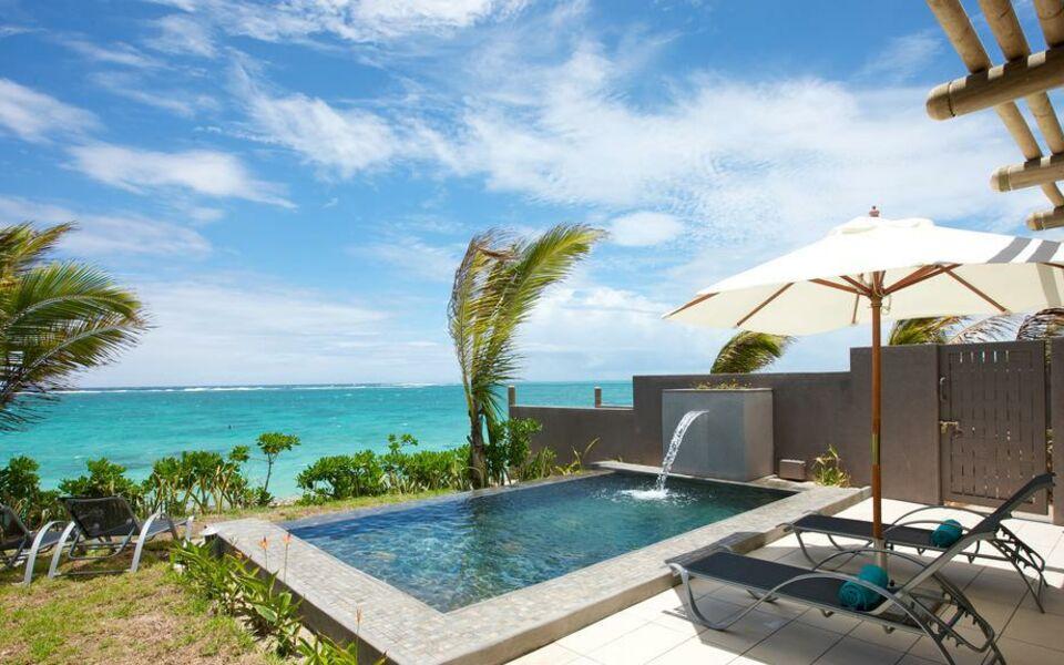 Stylia villas trou d eau douce le maurice my for Boutique hotel ile maurice