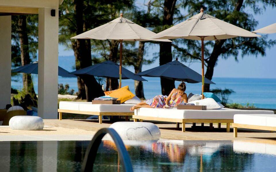 Renaissance phuket resort spa a design boutique hotel for Boutique hotel phuket
