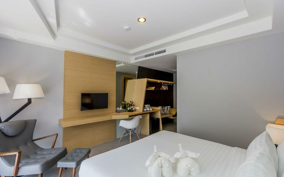 Apple A Day Resort, Ao Nang Beach (5)