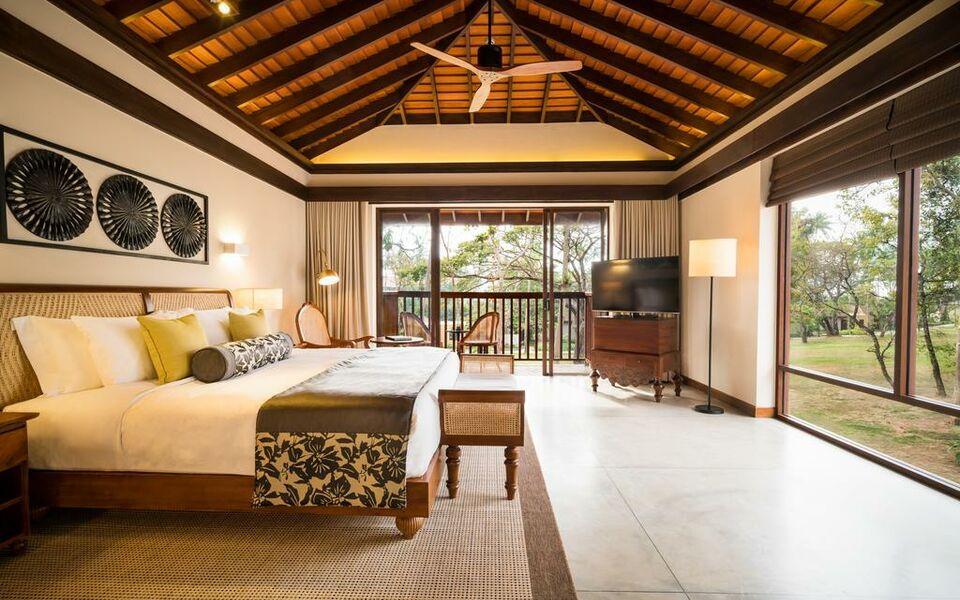 Anantara peace haven tangalle resort a design boutique for Bedroom designs sri lanka