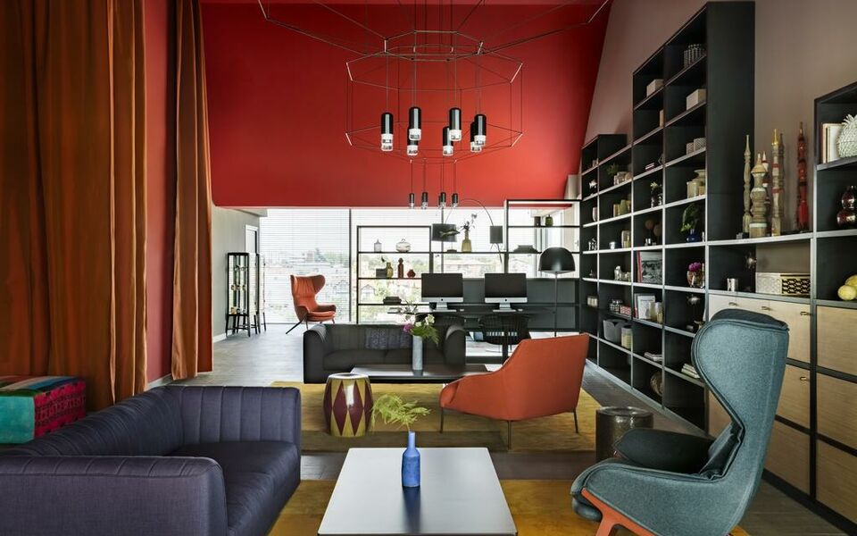okko hotels bayonne centre a design boutique hotel. Black Bedroom Furniture Sets. Home Design Ideas