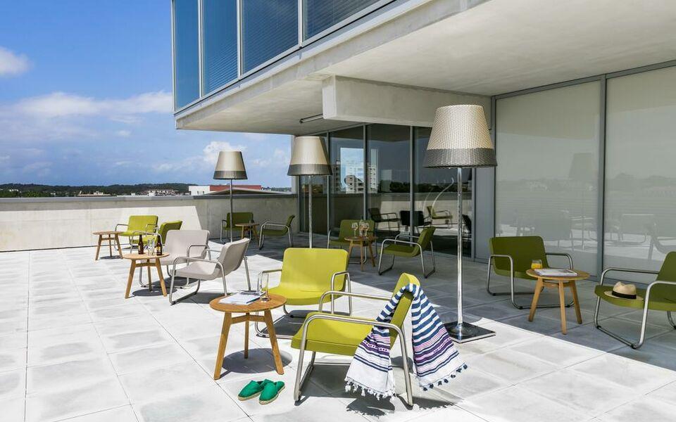 Okko hotels bayonne centre a design boutique hotel for Design hotels in france