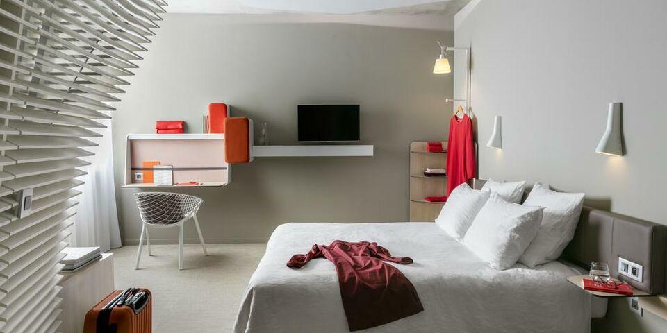 okko hotels bayonne centre a design boutique hotel bayonne france. Black Bedroom Furniture Sets. Home Design Ideas