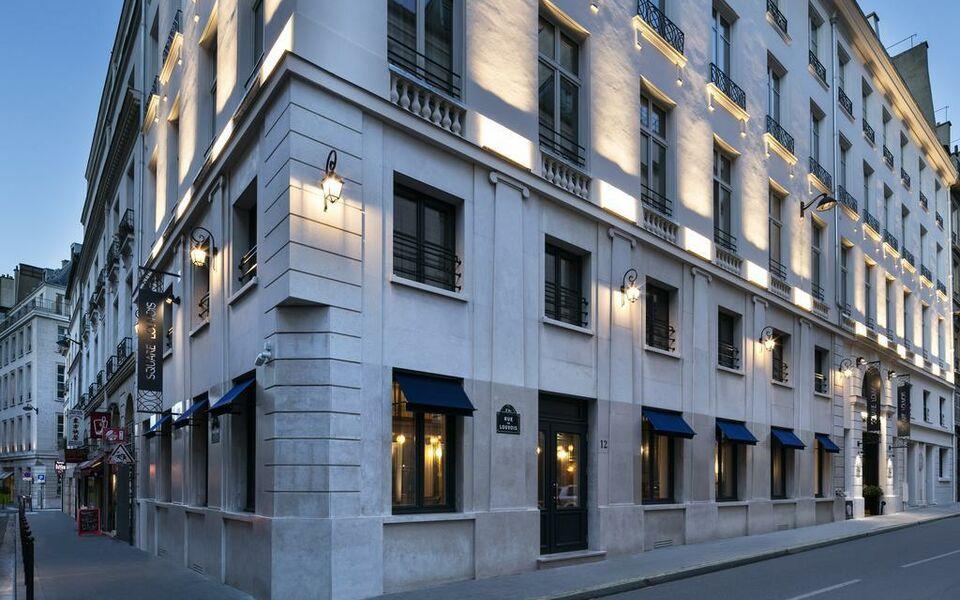 Hôtel Square Louvois, a Design Boutique Hotel Paris, France