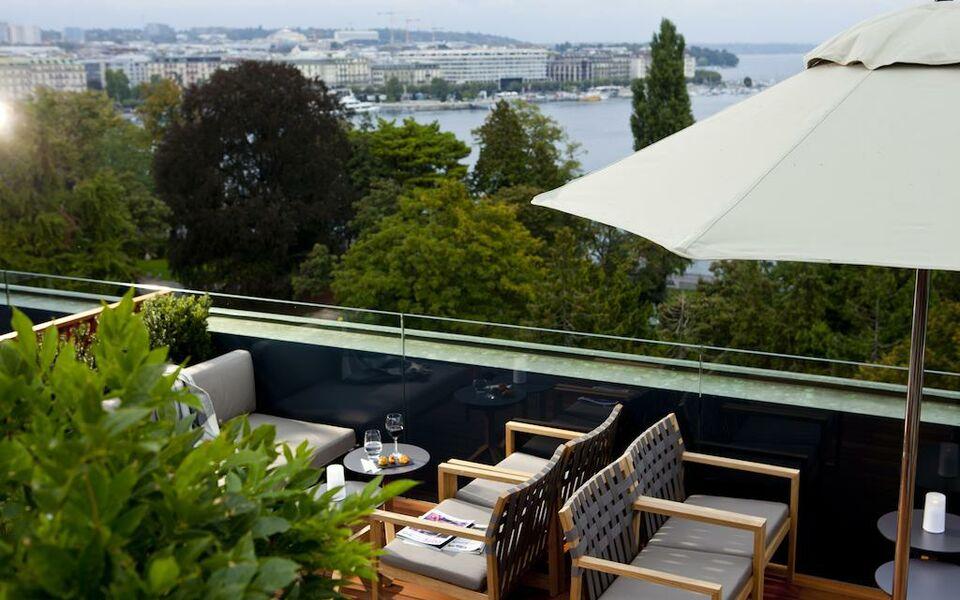 Hôtel Métropole Genève, a Design Boutique Hotel Geneve, Switzerland