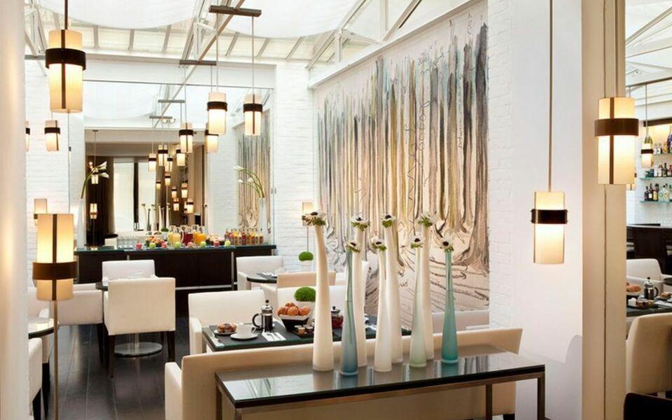 Hotel le a a design boutique hotel paris france for Paris boutiques hotels