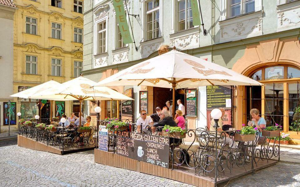 Golden star prague r publique tch que my boutique hotel for Hotel boutique prague