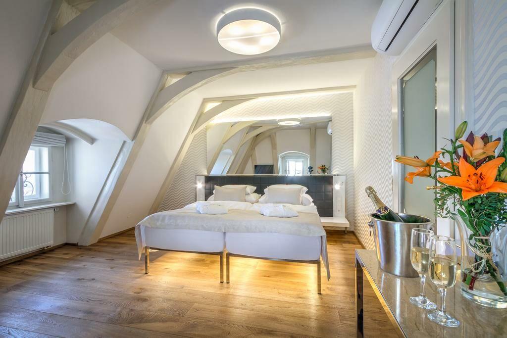 Golden Star A Design Boutique Hotel Prague Czech Republic