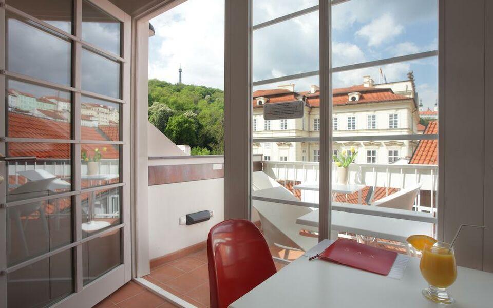 Vintage design hotel sax prag tschechische republik for Design hotel praha