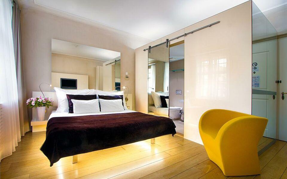 Three storks a design boutique hotel prague czech republic for Design boutique hotel prague