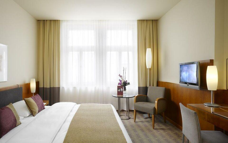 K k hotel central a design boutique hotel prague czech for Design boutique hotel prag