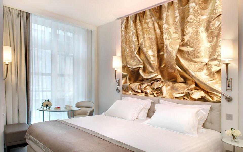 la villa haussmann paris france my boutique hotel. Black Bedroom Furniture Sets. Home Design Ideas