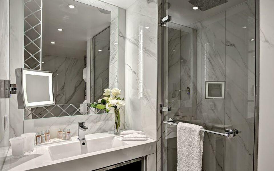 la villa haussmann paris frankreich. Black Bedroom Furniture Sets. Home Design Ideas