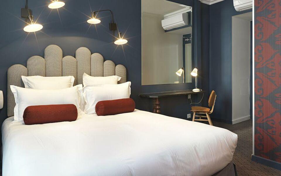 Hotel paradis parigi francia for Boutique hotel paris 8e
