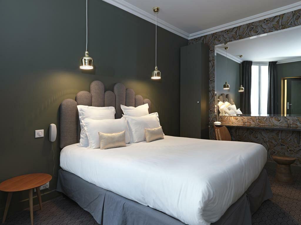 Hotel paradis a design boutique hotel paris france for Design hotels paris