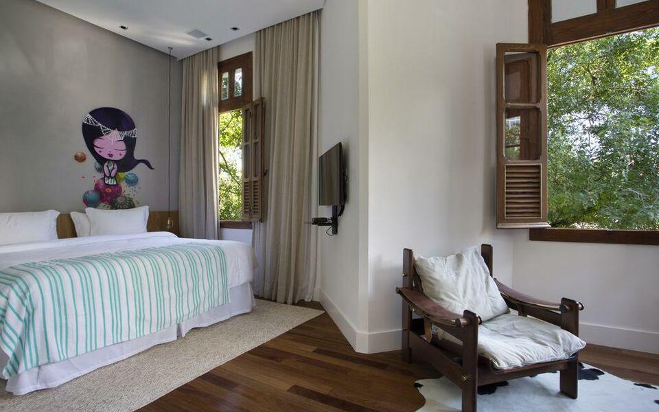 Casa Marques Santa Teresa Rio De Janeiro Brasilien