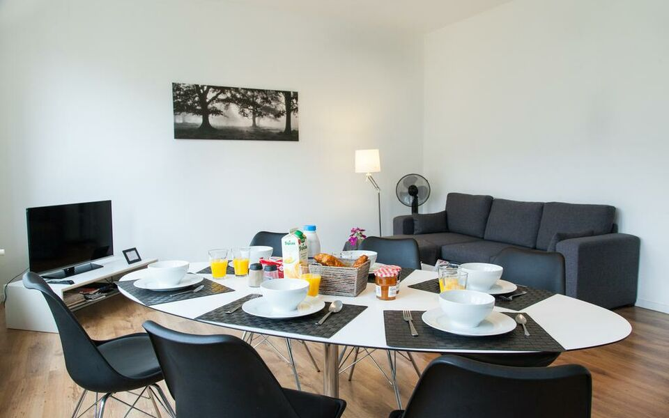 Sweet Inn Apartments - Rue De Livourne,  (4)