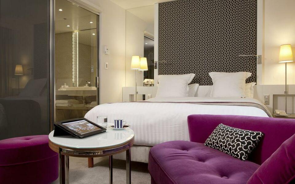 La Villa Maillot A Design Boutique Hotel Paris France