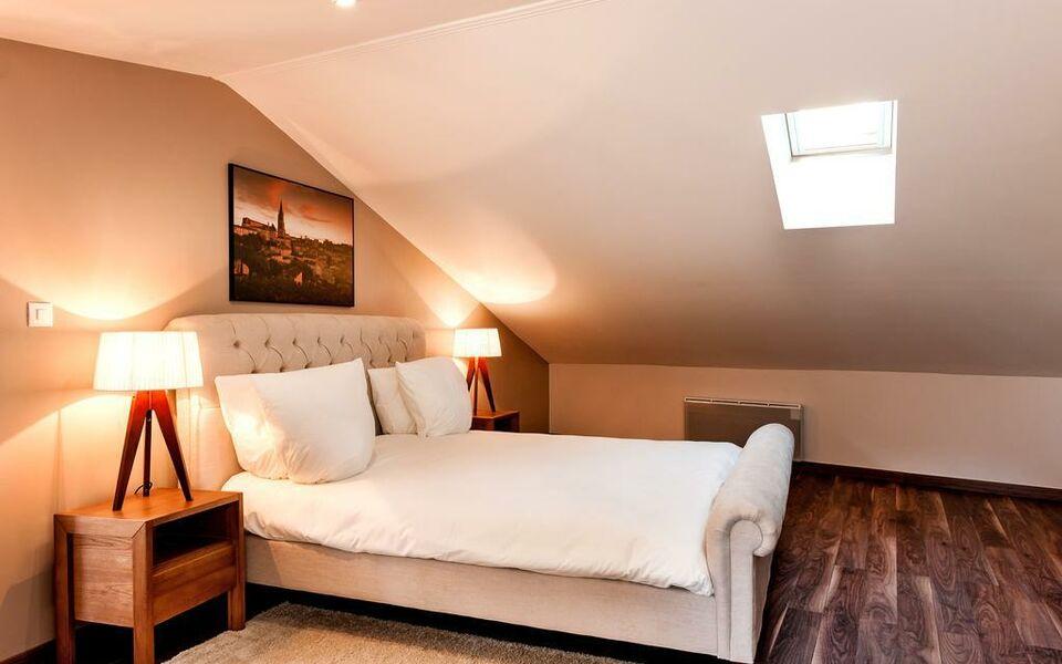 concept appart st emilion a design boutique hotel saint emilion france. Black Bedroom Furniture Sets. Home Design Ideas