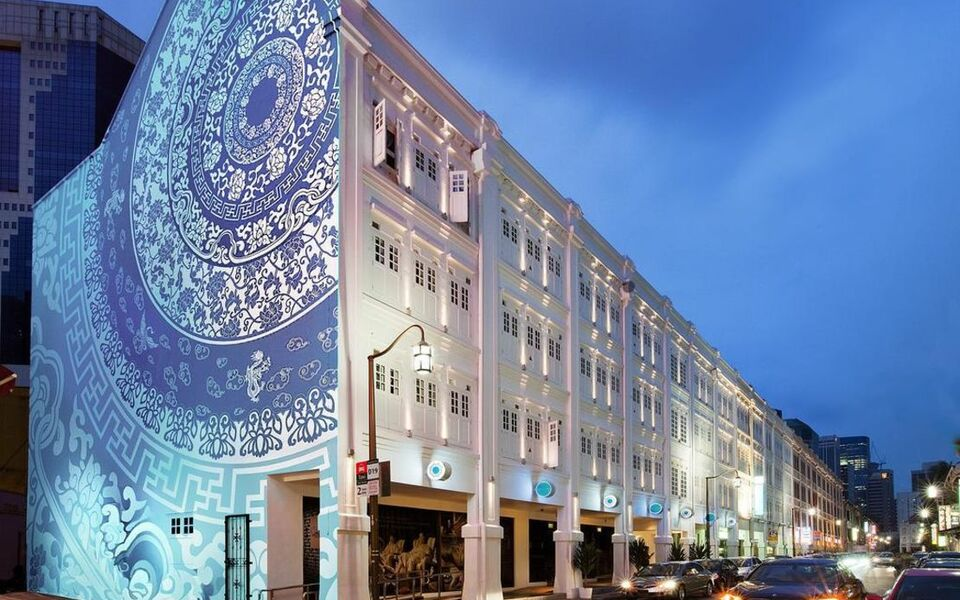 Porcelain Hotel by JL Asia, Singapore, Chinatown (2)