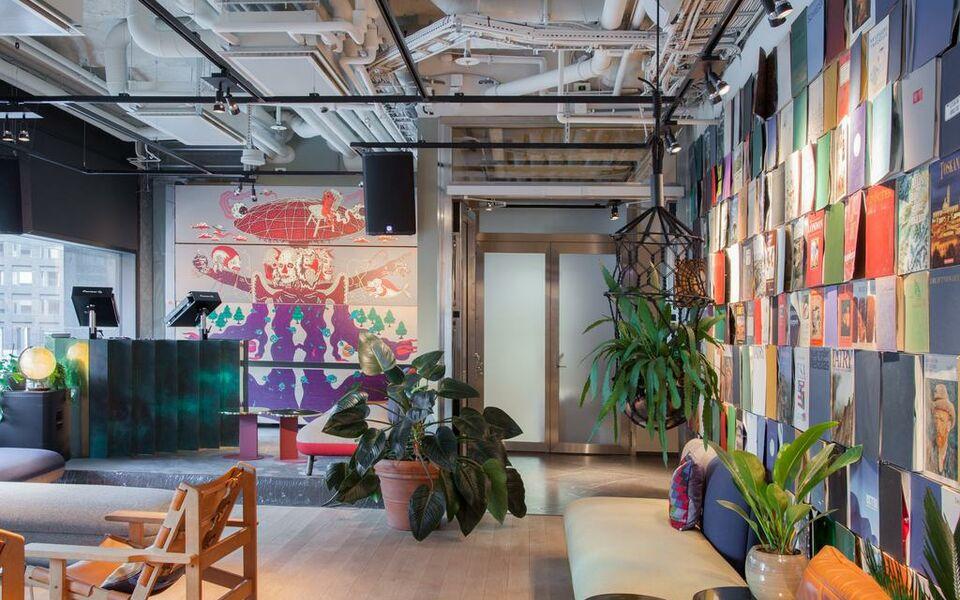 hobo a design boutique hotel stockholm sweden. Black Bedroom Furniture Sets. Home Design Ideas