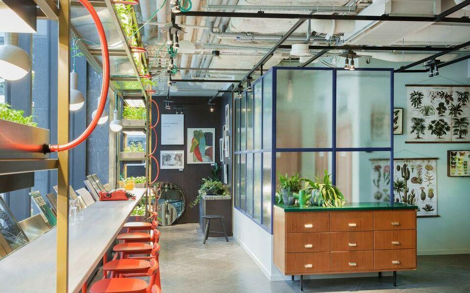 Hobo a design boutique hotel stockholm sweden for Boutique hotel stockholm