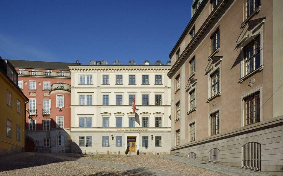 Hotel kungstr dg rden a design boutique hotel stockholm for Boutique hotel stockholm