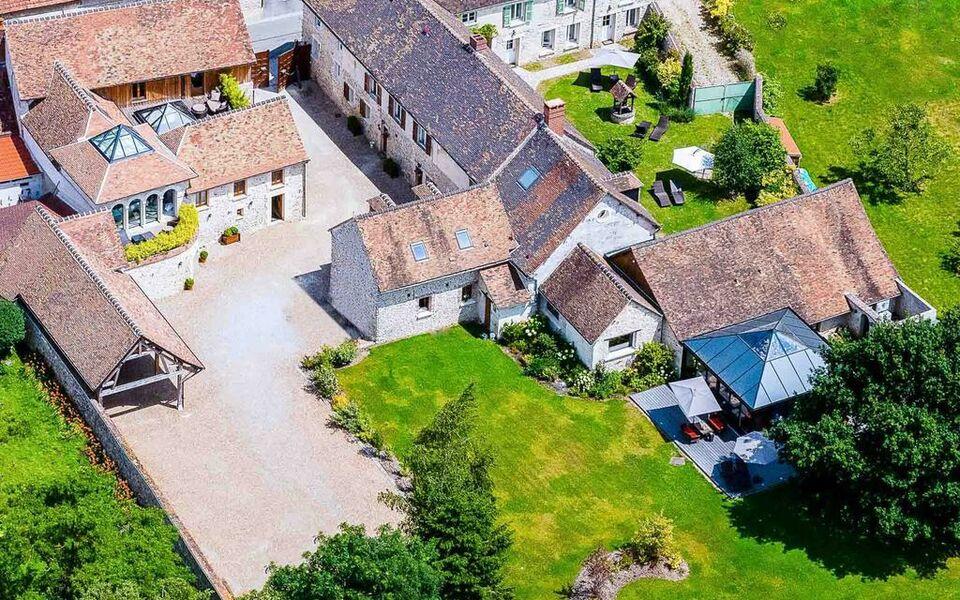 Le clos des vignes a design boutique hotel neuville bosc france - Le clos des vignes neuville bosc ...