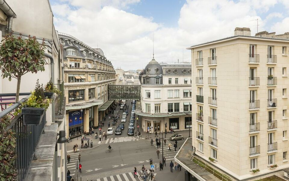 Hotel le placide saint germain des pr s a design boutique for Hotel saint germain
