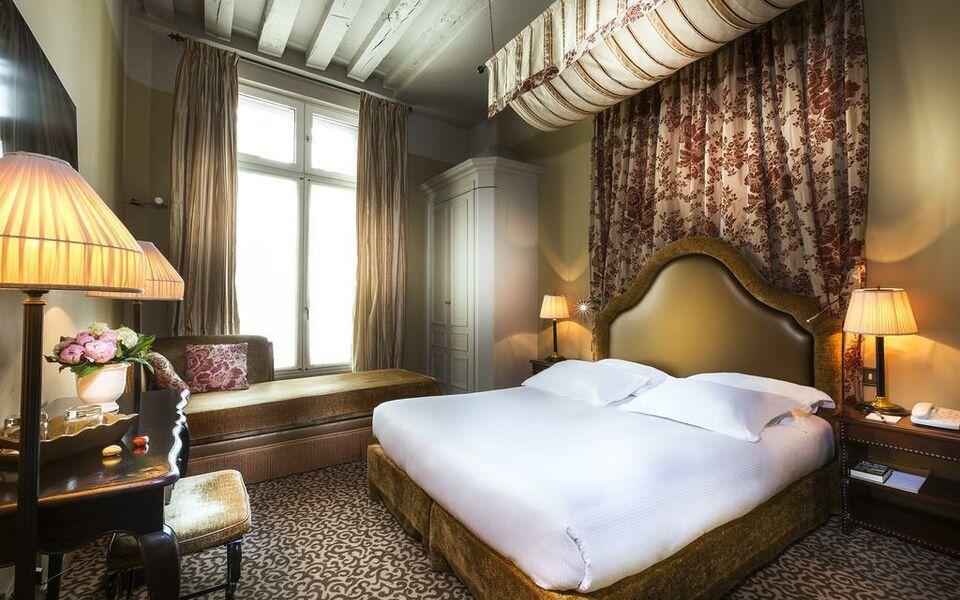 H tel od on saint germain a design boutique hotel paris for Hotel saint germain paris