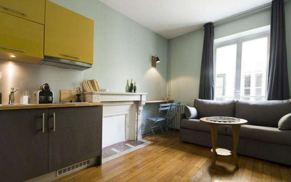 Suites h tel helzear montparnasse a design boutique for Hotel design montparnasse