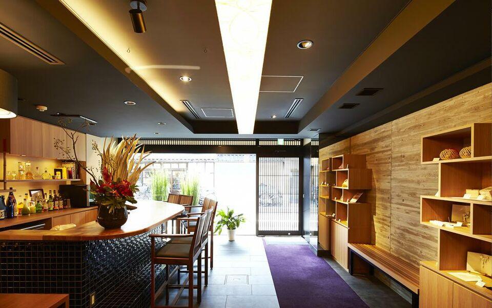 Villa aneyakoji a design boutique hotel kyoto japan for Design hotel kyoto
