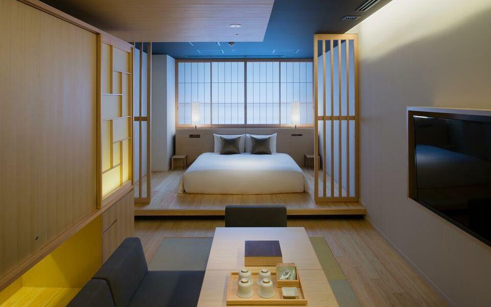 Hotel Kanra Kyoto a Design Boutique Hotel Kyoto Japan