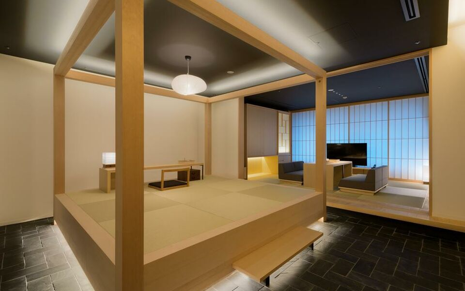 Hotel kanra kyoto a design boutique hotel kyoto japan for Design hotel kyoto