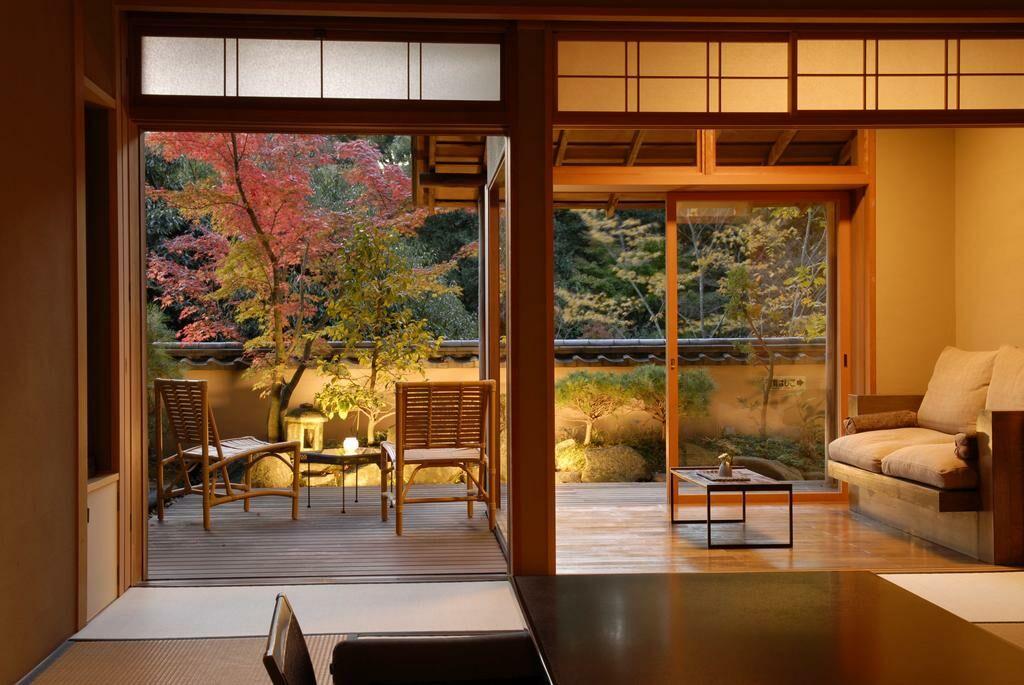 gora kadan hakone japon my boutique hotel. Black Bedroom Furniture Sets. Home Design Ideas