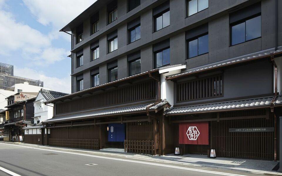 mitsui garden hotel kyoto shinmachi bettei a design boutique hotel kyoto japan