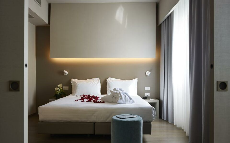 Hotel glance in florence a design boutique hotel florence for Hotel design florence