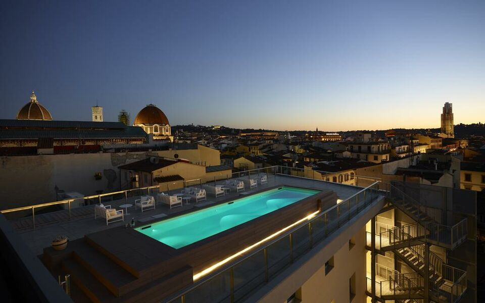 Small Boutique Hotel In Florence