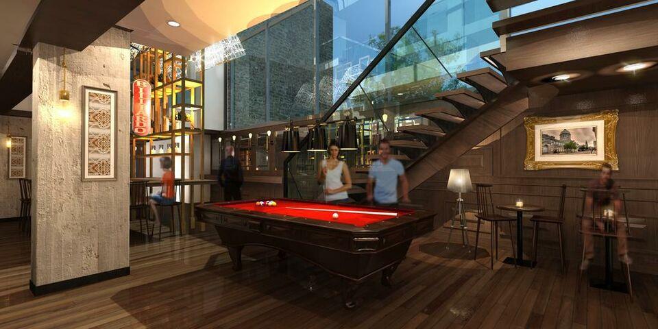 William gray a design boutique hotel montr al canada for Hotel boutique montreal