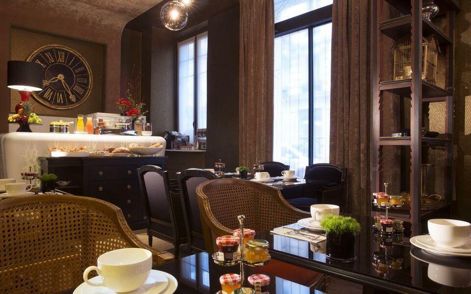 h tel gabriel paris a design boutique hotel paris france. Black Bedroom Furniture Sets. Home Design Ideas