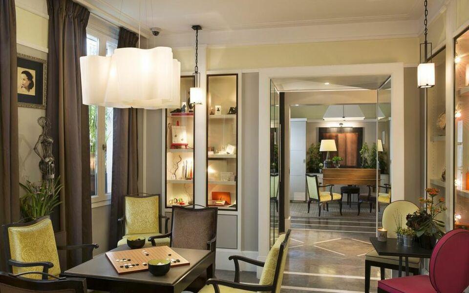 A la villa madame a design boutique hotel paris france for Boutique hotel uzuri villa