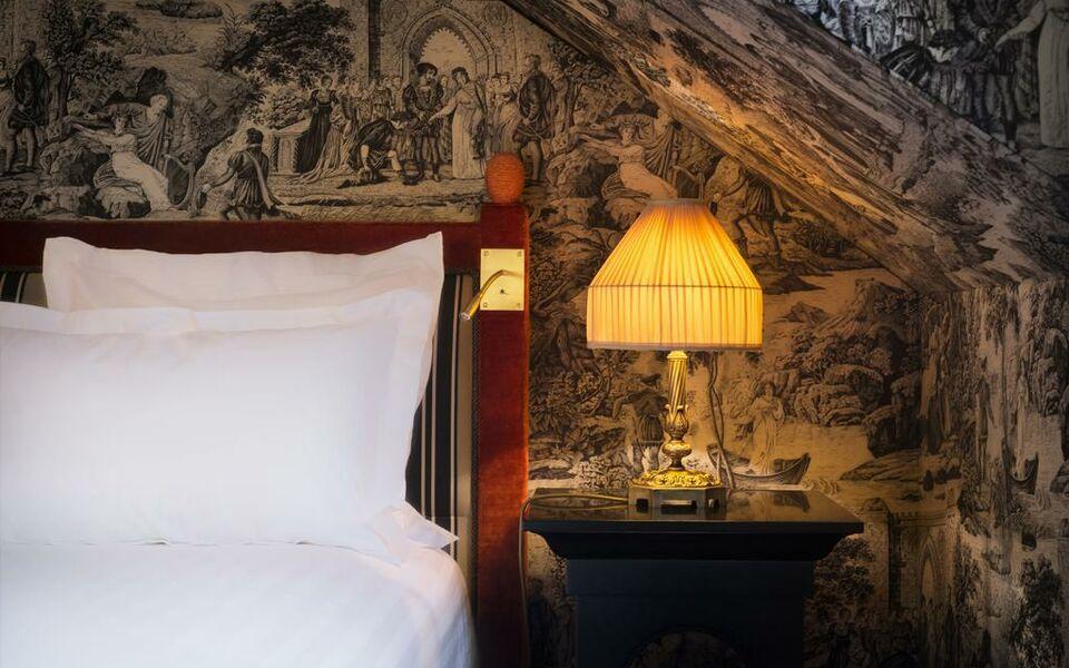 Hotel maison ath n e a design boutique hotel paris france for Boutique decoration maison
